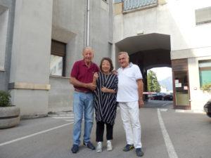 マエストロとロメオとジュリエッタ